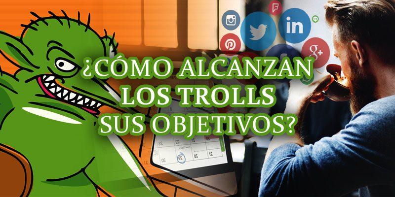 Por qué los Trolls influyen tanto en la opinión de los usuarios
