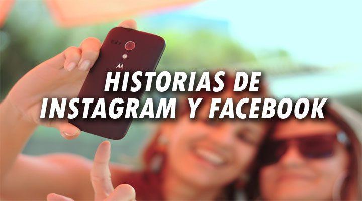 Por qué deberías incluir las historias de Instagram y Facebook en tu estrategia de marketing